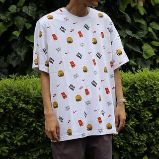 NIKE - NIKE ナイキ SOLE FOOD 半袖Tシャツ L  ハンバーガー
