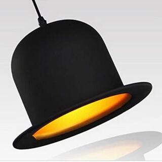 FSLiving ペンダントライト、帽子円型(天井照明)