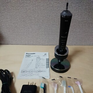 パナソニック(Panasonic)のパナソニック 振動歯ブラシ  EW-DP51-K(電動歯ブラシ)