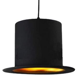 FSLiving ペンダントライト、帽子角形(天井照明)