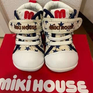 mikihouse - ミキハウス【美品】12.5cm スニーカー