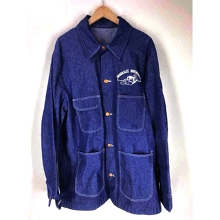 BLUE BELL(ブルーベル) デニム カバーオール ジャケット メンズ(カバーオール)