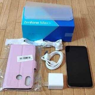ASUS - ZenFone Max (M1) ZB555KL サンライトゴールド 32 GB