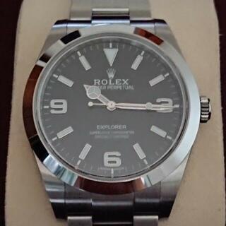 ROLEX - 期限限定値下げ ロレックス エクスプローラー1  214270(国内正規)