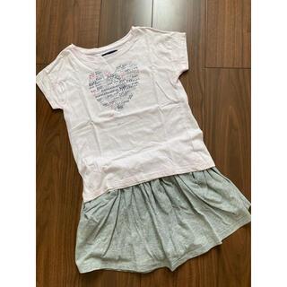 ギャップキッズ(GAP Kids)のGAP  ショートパンツ Tシャツ セット 120(Tシャツ/カットソー)