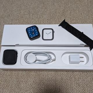 Apple Watch - AppleWatch Series4 44mm GPS アルミニウム