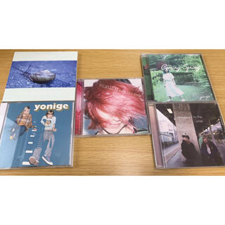 yonige(よにげ)CDセット(ポップス/ロック(邦楽))