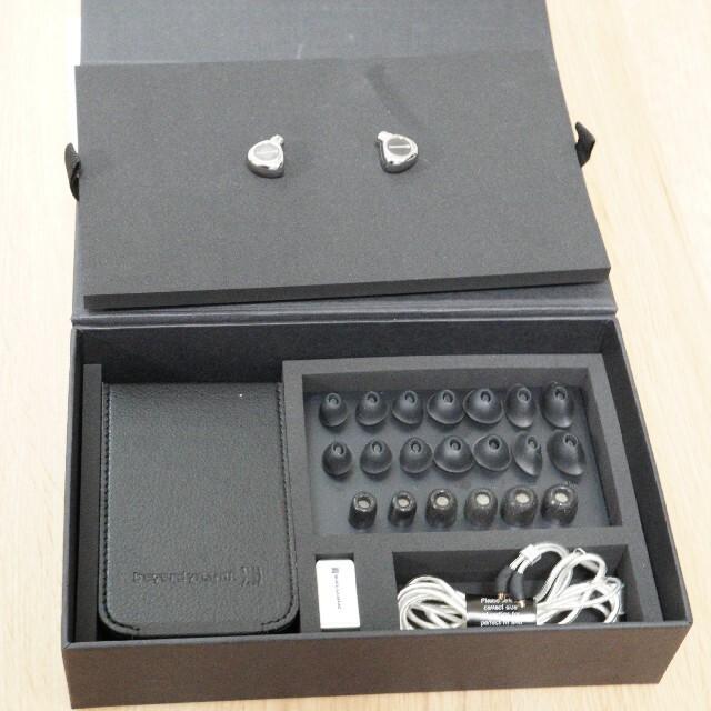 【正規品、限定値下げ】beyerdynamic XELENTO REMOTE スマホ/家電/カメラのオーディオ機器(ヘッドフォン/イヤフォン)の商品写真