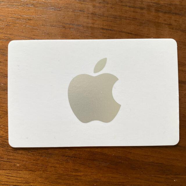 Apple(アップル)のapple gift card ¥25000 スマホ/家電/カメラのPC/タブレット(PC周辺機器)の商品写真