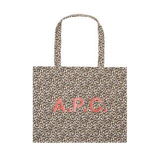アーペーセー(A.P.C)のA.P.C. レオパード柄 トートバッグ 新品 アーペーセー APC(トートバッグ)