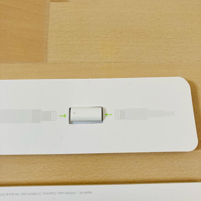 iPad(アイパッド)のApple Pencil 第1世代 スマホ/家電/カメラのPC/タブレット(タブレット)の商品写真