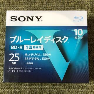 ソニー(SONY)のブルーレイディスク BD-R SONY 10枚入り(その他)