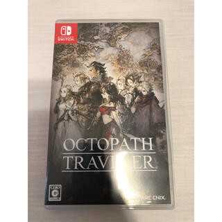 Nintendo Switch - OCTOPATH TRAVELER(オクトパストラベラー) Switch