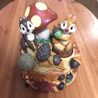 ディズニー(Disney)のチップとデール★オルゴール(オルゴール)