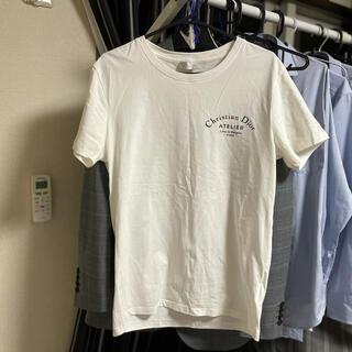 クリスチャンディオール(Christian Dior)のDior ATELIER  ディオール 白T(Tシャツ/カットソー(半袖/袖なし))