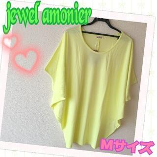 ☆ ジュエルアモニエ jewel amonier プルオーバー Mサイズ(Tシャツ(半袖/袖なし))