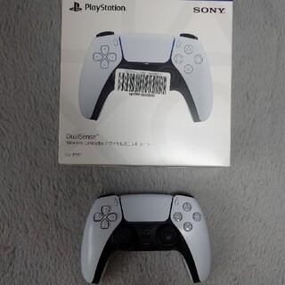ソニー(SONY)のPS5 DualSenseワイヤレスコントローラー(家庭用ゲーム機本体)