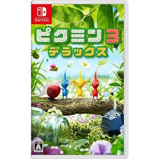 Nintendo Switch - ピクミン3 中古