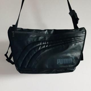 プーマ(PUMA)のプーマ メッセンジャーバッグ ブラック(メッセンジャーバッグ)