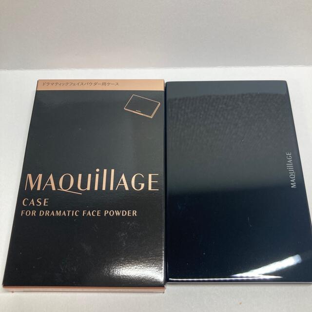 MAQuillAGE(マキアージュ)の【新品】マキアージュ ドラマティックフェイスパウダー OC-20 ケース付き コスメ/美容のベースメイク/化粧品(フェイスパウダー)の商品写真