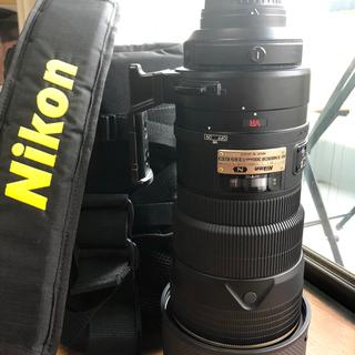 Nikon - [美品]ニコン NIKKOR AF-S 300mm f/2.8G IF VR