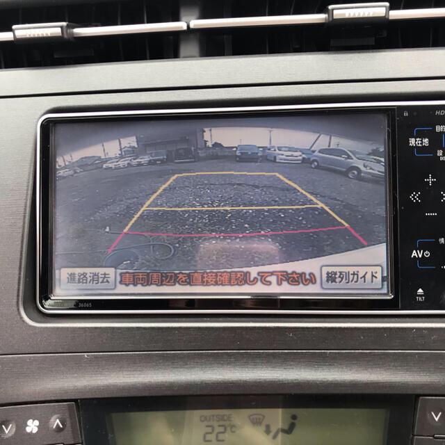 トヨタ(トヨタ)のプリウス Sツーリングセレクション TVナビ☆バックモニター☆ETC 自動車/バイクの自動車(車体)の商品写真