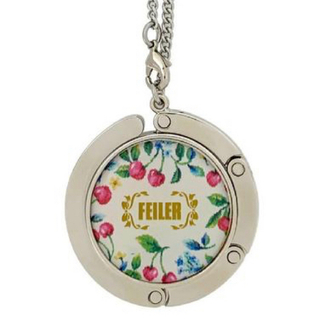 FEILER - 【新品・未開封】フェイラー ノベルティ バッグフック《スウィングチェリー》