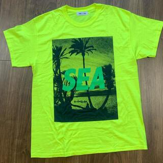 SEA - WIND AND  SEA Tシャツ L  ウィンダンシー