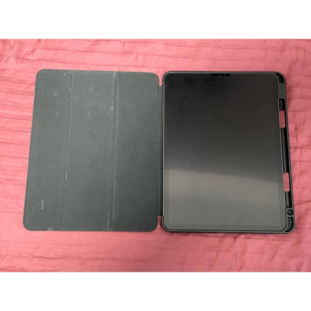 Apple(アップル)のApple iPad Pro 11インチ 第2世代 スペースグレイ スマホ/家電/カメラのPC/タブレット(タブレット)の商品写真