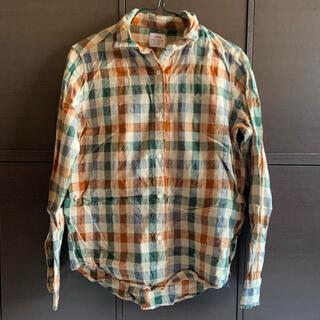 コーエン(coen)のチェックシャツ(シャツ/ブラウス(長袖/七分))