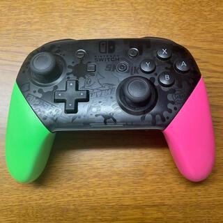 Nintendo Switch - Nintendo Switch プロコン 純正品 PRO スプラトゥーンカラー