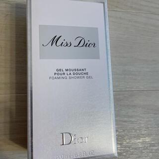ディオール(Dior)のDIOR  ミスディオール シャワージェル(ボディソープ/石鹸)