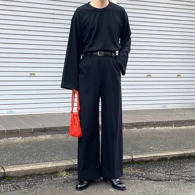 SUNSEA(サンシー)の【SUNSEA】SNM-2 wide straight pants メンズのパンツ(スラックス)の商品写真