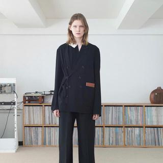 SUNSEA - 【SUNSEA】SNM-2 wide straight pants