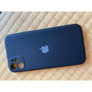 iPhone11ケース 黒 新品