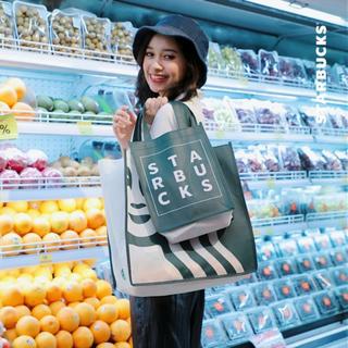 Starbucks Coffee - 2枚セット 正規 Starbucks Bag スタバ バック 新商品 海外限定