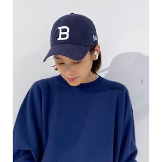L'Appartement DEUXIEME CLASSE - NEW ERA / ニューエラ B baseball CAP