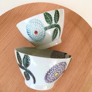 ハサミ(HASAMI)の 波佐見焼 お茶碗 セット  白山陶器 クラスカ 九谷青 益子焼 お好きな方  (食器)