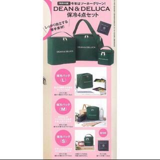 DEAN & DELUCA - DEAN&DELUCA 保冷 4点セット 保冷バッグ 保冷剤 未開封品 グリーン