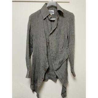 ヴィヴィアンウエストウッド(Vivienne Westwood)のヴィヴィアンウエストウッド ロングシャツ(シャツ)