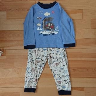 ニシマツヤ(西松屋)の子供用 パジャマ 100cm(パジャマ)