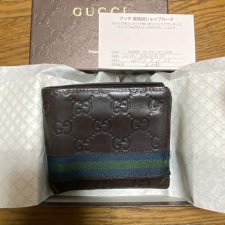 グッチ(Gucci)のグッチ お財布(折り財布)