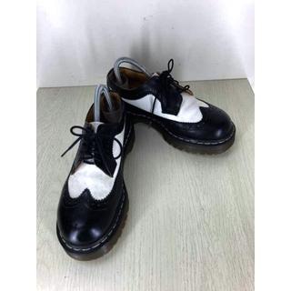 ドクターマーチン(Dr.Martens)のDr.Martens(ドクターマーチン) 4ホール ウイングチップ 厚底シューズ(ローファー/革靴)