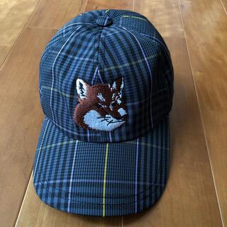 MAISON KITSUNE' - MAISON KITSUNEZUKAメゾンキツネ キャップ 帽子
