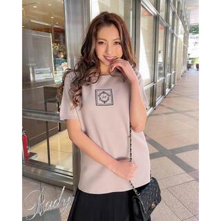 レディー(Rady)のニットTシャツ(Tシャツ(半袖/袖なし))