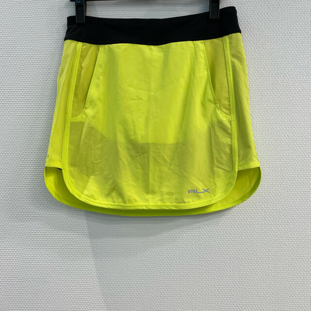 Polo Golf(ポロゴルフ)のRLX ラルフローレン ゴルフ ストレッチ スカート スポーツ/アウトドアのゴルフ(ウエア)の商品写真