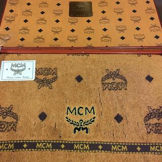 MCM バスタオル
