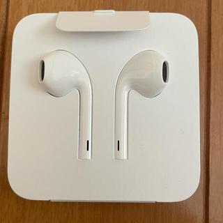 Apple - Apple 純正 イヤホン 新品未使用