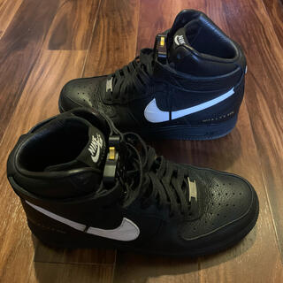 ナイキ(NIKE)の1017 Alyx 9SM Nike Air Force 1 Hi 27cm(スニーカー)
