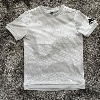アディダス(adidas)のadidas キッズTシャツ 140サイズ(Tシャツ/カットソー)
